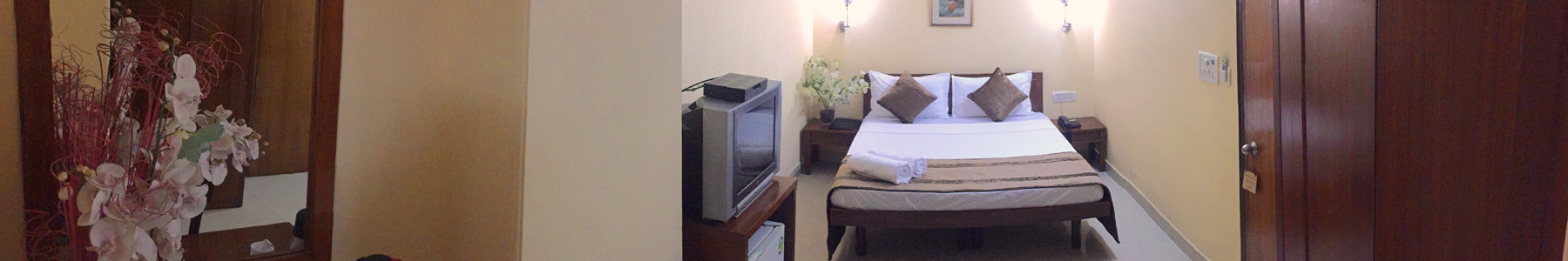 Hotel Near Airport in Delhi